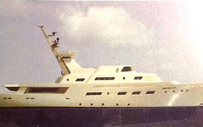 Maxi Yacht MOHAMAD