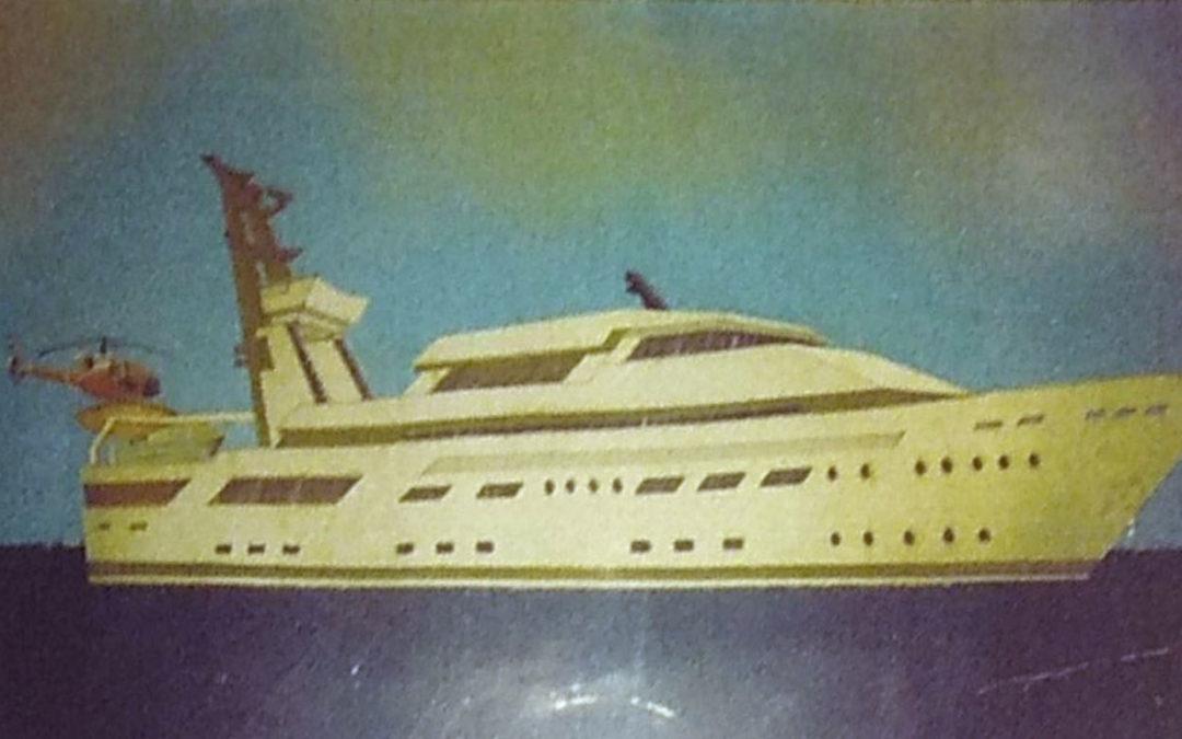 Maxi Yacht NABILA